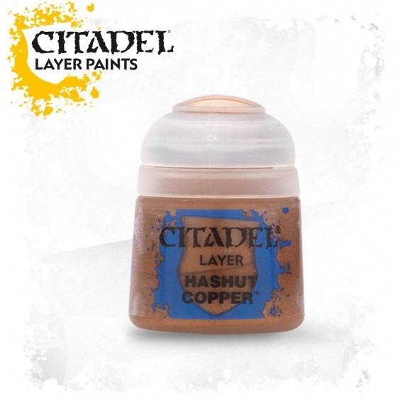 Citadel Layer: Hashut Copper Citadel Layer Games Workshop