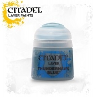 Citadel Layer: Thunderhawk Blue