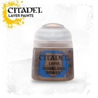 Citadel Layer: Runelord Brass