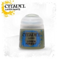 Citadel Layer: Loren Forest