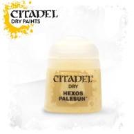 Citadel Dry: Hexos Palesun Citadel Dry Games Workshop