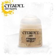 Citadel Dry: Tyrant Skull Citadel Dry Games Workshop