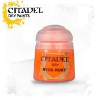 Citadel Dry: Ryza Rust Citadel Dry Games Workshop