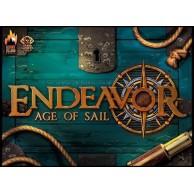 Endeavor Age of Sail Strategiczne Burnt Island Games