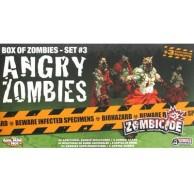 Zombicide PL Zestaw #3 - Wściekłe Zombie