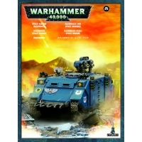 Warhammer 40000: Razorback Space Marines Games Workshop