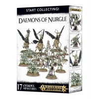 Warhammer Age of Sigmar: Start Collecting Daemons of Nurgle Warhammer: Age of Sigmar Games Workshop