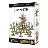 Warhammer Age of Sigmar: Start Collecting! Sylvaneth Warhammer: Age of Sigmar Games Workshop