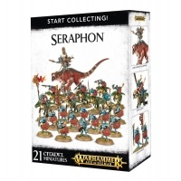 Warhammer Age of Sigmar: Start Collecting! Seraphon Warhammer: Age of Sigmar Games Workshop