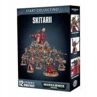 Warhammer 40000: Start Collecting! Skitarii Warhammer 40.000 Games Workshop
