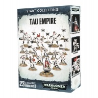 Warhammer 40000: Start Collecting! T'au Empire Warhammer 40.000 Games Workshop
