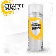 Citadel Munitorum Varnish Spraye Citadel Games Workshop