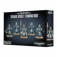 Warhammer 40000: Thousandsons Scarab Occult Terminators