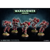 Warhammer 40000: Chaos Space Marine Raptors Chaos Space Marines Games Workshop