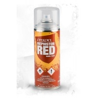 Mephiston Red Spray Spraye Citadel Games Workshop