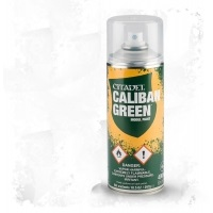 Caliban Green Spray Spraye Citadel Games Workshop