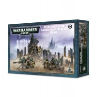 Warhammer 40000: Cadian Heavy Weapon Squad