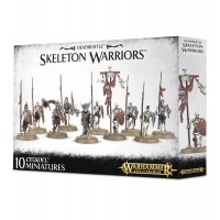 Warhammer Age of Sigmar: Skeleton Warriors
