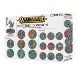 Podstawki Age of Sigmar: Shattered Dominion 25 & 32mm Round Bases