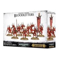 Warhammer Age of Sigmar: Daemons Of Khorne Bloodletters Warhammer: Age of Sigmar Games Workshop
