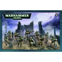 Warhammer 40000: Astra Militarum Cadian Shock Troops