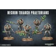 Warhammer 40000: Necron Triarch Praetorians