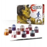 Citadel Base Paint Set Zestawy Games Workshop