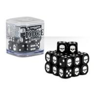 Dice Cube - Black