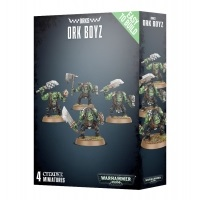 Warhammer 40000: Easy To Build: Ork Boyz