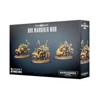 Warhammer 40000: Ork Warbiker Mob