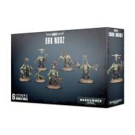 Warhammer 40000: Ork Nobz