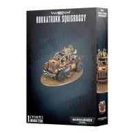 Warhammer 40000: Rukkatrukk Squigbuggy