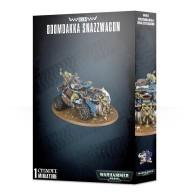 Warhammer 40000: Orks Boomdakka Snazzwagon