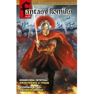 Fantasy Komiks. Tom 27