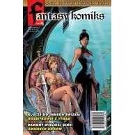 Fantasy Komiks. Tom 25