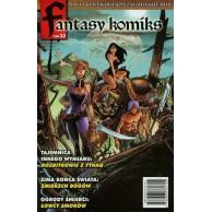 Fantasy Komiks. Tom 22