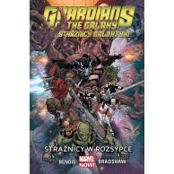 Guardians of the Galaxy (Strażnicy Galaktyki): Strażnicy w rozsypce. Tom 4