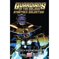 Guardians of the Galaxy (Strażnicy Galaktyki): Grzech pierworodny. Tom 5