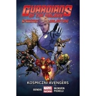 Guardians of the Galaxy. Strażnicy Galaktyki. Kosmiczni Avengers. Tom 1