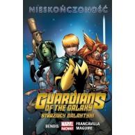 Guardians of the Galaxy. Strażnicy Galaktyki. Nieskończoność. Tom 3