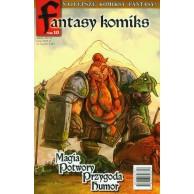 Fantasy Komiks. Tom 10