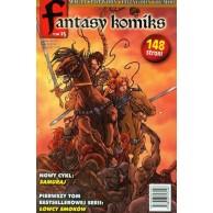 Fantasy Komiks. Tom 15