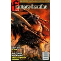 Fantasy Komiks. Tom 17