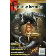Fantasy Komiks. Tom 18