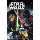 Star Wars - Powrót Jedi (Epizod VI) Komiksy science-fiction Egmont
