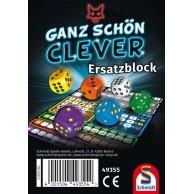 Ganz Schon Clever (dodatkowy bloczek)