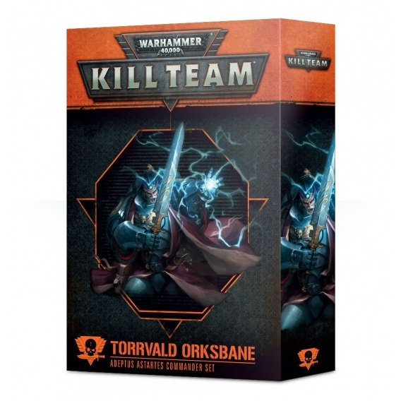 Kill Team: Torrvald Orksbane Adeptus Astartes Commander Set