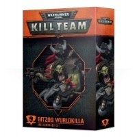 Kill Team: Gitzog Wurldkilla Ork Commander Set