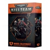 Kill Team: Magos Dalathrust Adeptus Mechanicus Commander Set