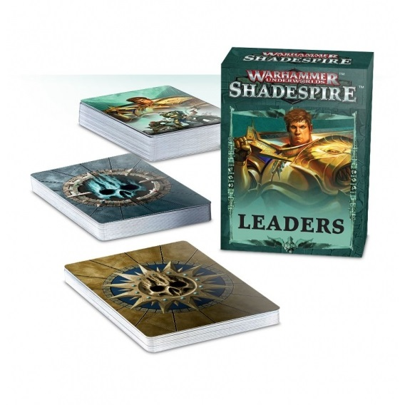 Warhammer Underworlds: Shadespire - Leaders Warhammer Underworlds Games Workshop